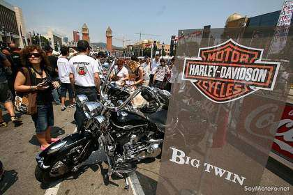 Barcelona Harley Days - Big Twin