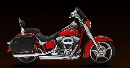 CVO Softail Convertible 2011