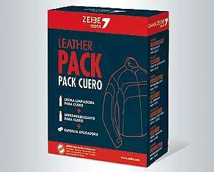 Zeibe Leather Pack