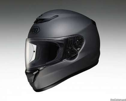 Shoei Qwest - Matt Deep Grey