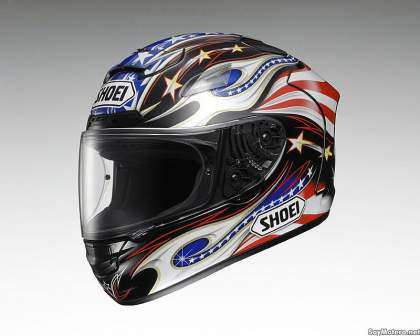 Shoei X-Spirit II Glory 2