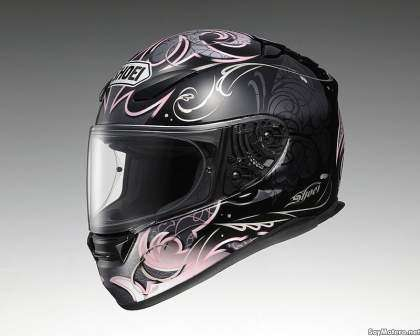 Shoei XR-1000 - Baroque