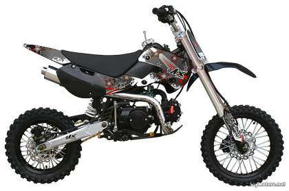 Rocker Super 150, minimoto de cross