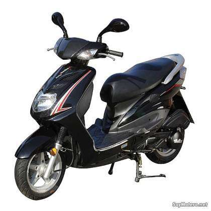 Mx Motor Techno 125