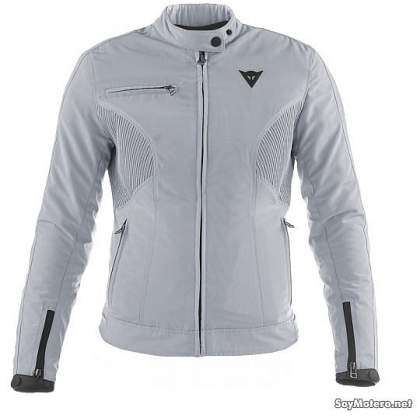 Chaqueta de mujer Dainese Metropole Jacket D-Dry Lady