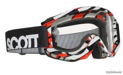 Gafas Scott Recoil 3L Camo - Para el enduro o el cross