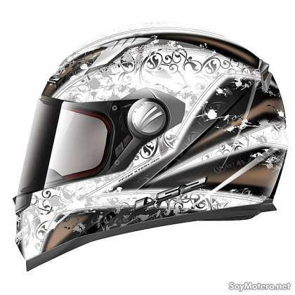 Casco integral LS2 FF358 Sterling