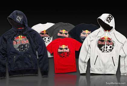 Sudaderas y camisetas Red Bull by Fox