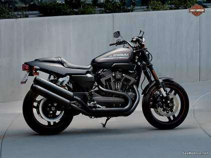 Harley-Davidson XR1200X 2012: Black Denim