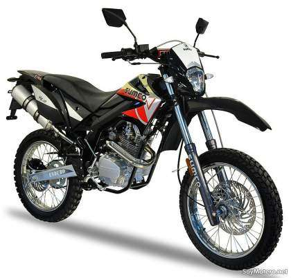Sumco KR125 TR Kira, color negro