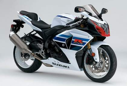 Suzuki Gsx 1000r One Million Edition