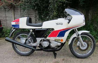 Norton Replica John Player