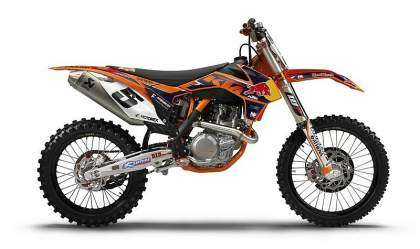 KTM 450 SX-F Factory Edition 2013