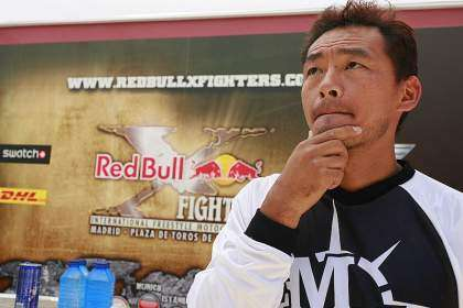 Fallece Eigo Sato, rider del freestyle en el Red Bull X-Fighters