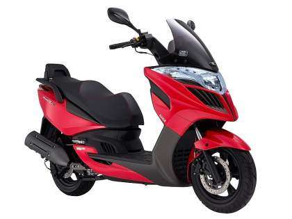 Kymco Yager GT 2013
