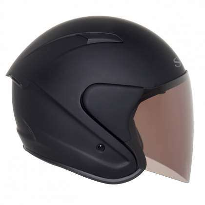 Casco Suomy City Tour color negro mate