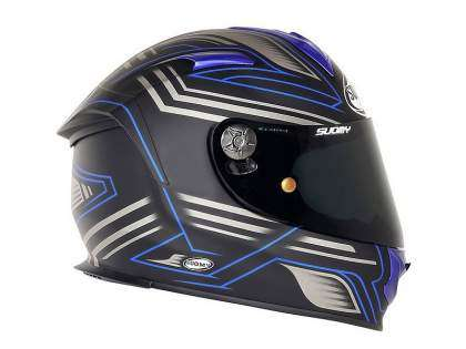 Casco Suomy SR-Sport Racing Matt