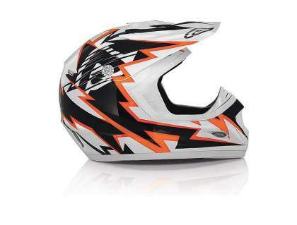 Casco Acerbis Master Burner Junior