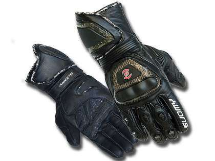 Guantes Suomy Bucler negro