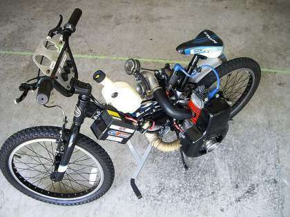 Victa 167CC Turbo BMX