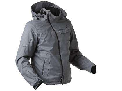 Chaqueta AXO Head Up gris