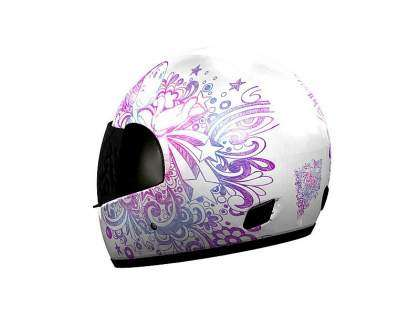 Casco NZI Helmets Activity Olivia Cosmic