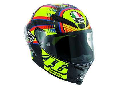 Casco AGV Ross