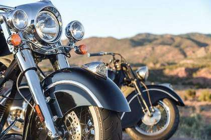 Indian Chief Classic 2014 vs. 1948