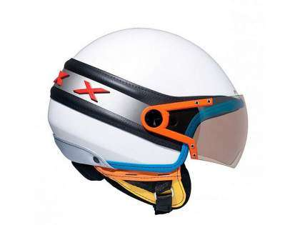 Casco jet Nexx X60 Pulp Air colores