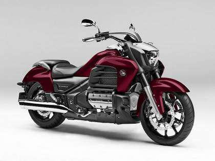 Honda Goldwing F6C 2014