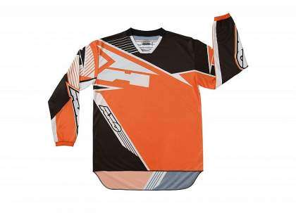 Camiseta AXO SR Junior naranja