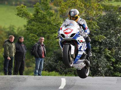 Guy Martin disputará la Pikes Peak 2014