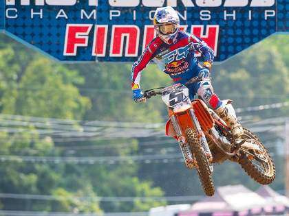 Motocross USA (Maryland): Ryan Dungey