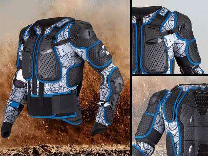 Peto integral Axo para off-road