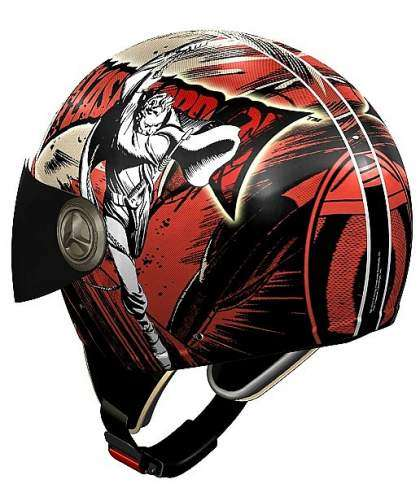 Casco NZI Flash Gordon Chorda