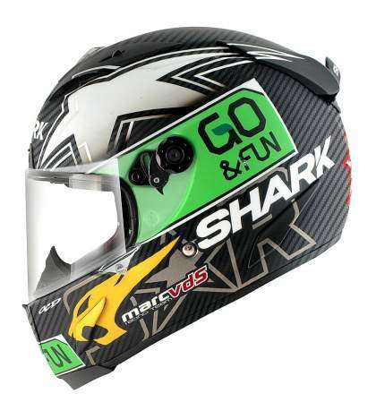 Casco Shark Race-R Pro Redding GO&FUN