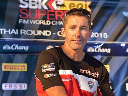 Bayliss pone punto y final a su carrera en el WSBK
