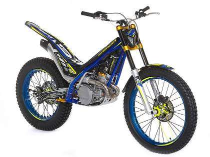 Sherco Factory Trial 2015.