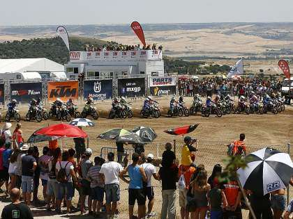 Mundial MX Junior 2015.