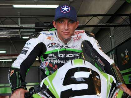 Kenny Noyes ha sufrido un grave accidente en el CEV.