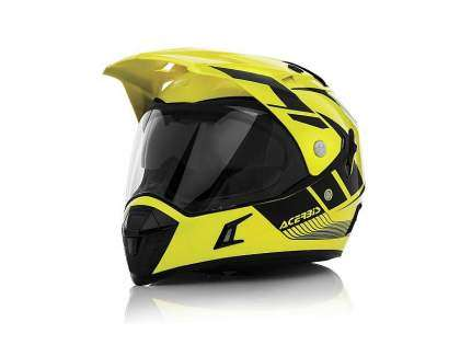 Casco Acerbis Active Graffix.