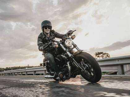 Harley-Davidson Forty-Eight 2016.