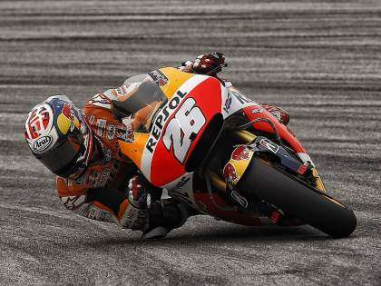 Pedrosa se ha mostrado intratable