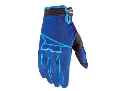 Guantes Axo Rookie azul