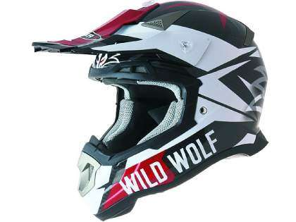 Casco Shiro MX917