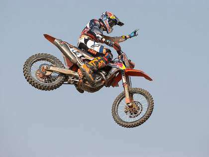 MXGP Tailandia 2016: Jeffrey Herlings.
