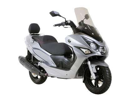 Promoción del scooter Daelim S3 250 FI Advance