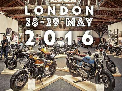 The Bike Shed London 2016