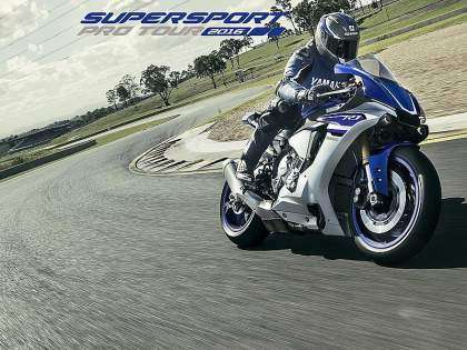 Supersport ProTour Yamaha