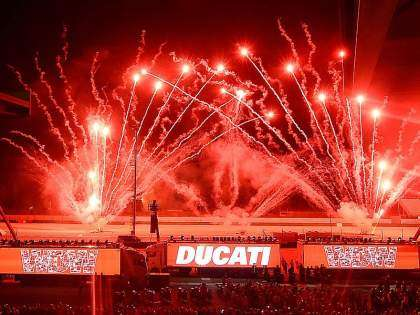 World Ducati Week: fiesta por todo lo alto